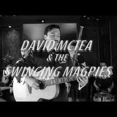 David McTea & The Swinging Magpies Jazz Band in the UK
