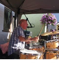 Steve Strain Drummer in Coventry