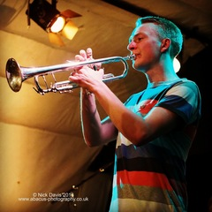 Doug Wells Trumpeter in Cardiff