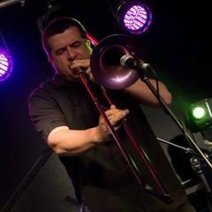 Ferg Mulcahy Trombone Player in Lancashire
