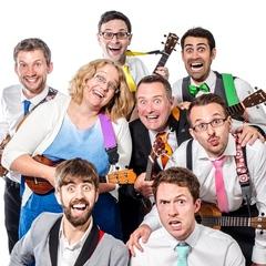 Strumdiddlyumptious Function Band in the UK