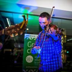 Ciaran McHugh Violinist in Glasgow