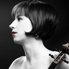 Madeleine Easton Violinist in the UK