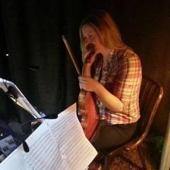 Ellen Brookes Viola Player in York