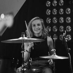 Toni McVey Drummer in Edinburgh