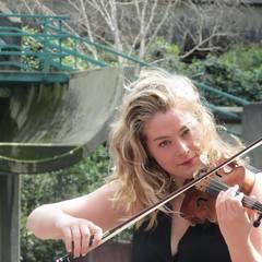 Amarins Wierdsma Violinist in London