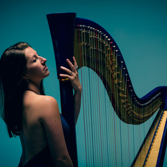 Tara Minton Harpist in the UK