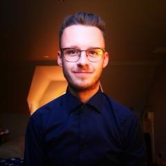 Joseph Cavalli-Price Pianist in Bristol