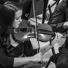Lydia Barrington Violinist in York