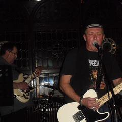 Ian Parker Guitarist in Birmingham