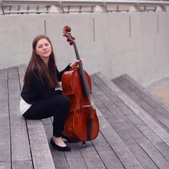 Kotryna Siugzdinyte Cellist in Manchester