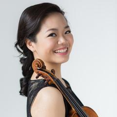 Tsze Yenn Yong Violinist in Edinburgh