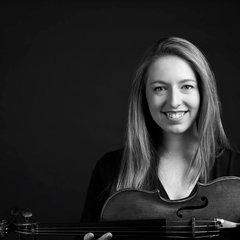Alexandra Jane Prentice Violinist in Edinburgh