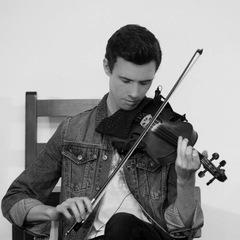 Brian Quinn Violinist in Belfast