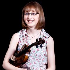 Lizzy Allen Violinist in Liverpool