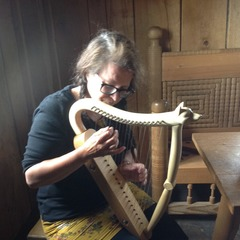 Gill Page Harpist in Middlesborough