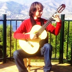 Dale Aled Harris Guitarist in London