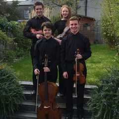 Dublin Youth Quartet String Quartet in the UK