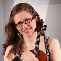 Shulah Oliver Violinist in Worcestor