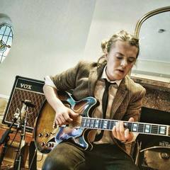 Alex Hillman Guitarist in London