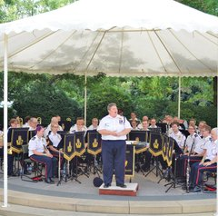 The Yorkshire Military Band Wind Band in Wakefield