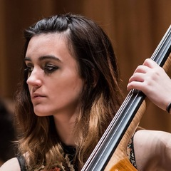 Gabrielle Carberry Double Bass Player in London
