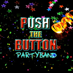 Push the Button Party Band Function Band in Bristol