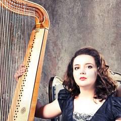 Katerina Antonenko Harpist in the UK