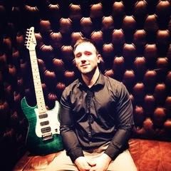 Lewis Cannon Guitarist in Edinburgh