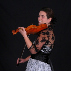 Clare Wheeler Violinist in the UK