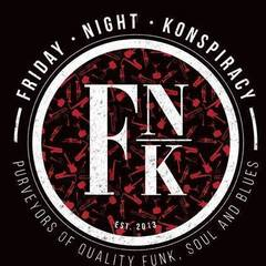 The Friday Night Konsiracy Function Band in Leicester