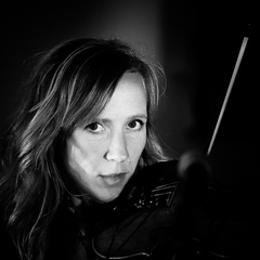 Clare Mactaggart Violinist in the UK