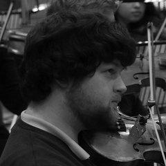 Liam Jurgens Violinist in Portsmouth