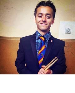 Luke Hinchliffe Percussionist in Birmingham