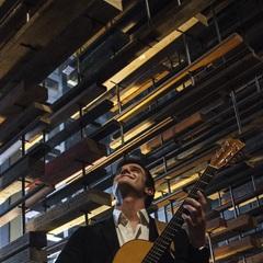 Graham McLeod Guitarist in Edinburgh