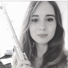 Rosalind Arnell Flute Player in London