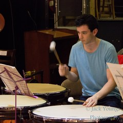Ben Wright Percussionist in London