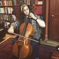 Georgia Hannington Cellist in Birmingham