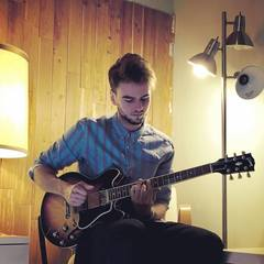 Tom Gledhill Guitarist in London