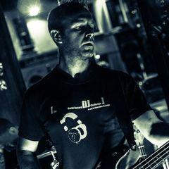 Brian Bailey Bass Guitarist in Dublin
