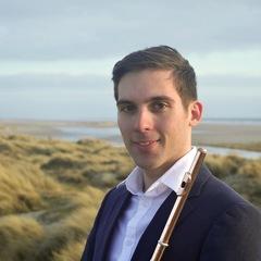 Oliver Wild Flute Player in Birmingham