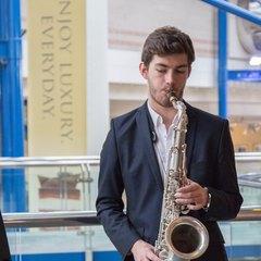 Daniel Spirrett Saxophone Player in Birmingham