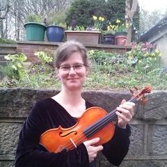 Brigitte Mallon Violinist in York