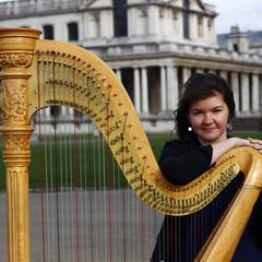 Anna Le Gall Harpist in London