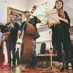 Ashton Prior Trio Swing Band in Bristol