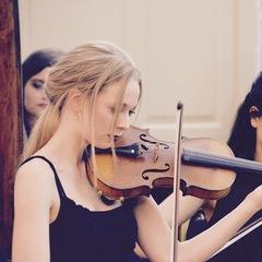 Rosie Judge Violinist in London