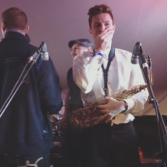 Henry Seabright Saxophone Player in London