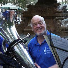 Alan Gilbert Tuba Player in North Yorkshire