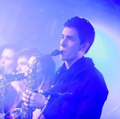 Sam Irvine Saxophone Player in Glasgow
