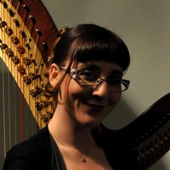 Inbar Vernia Harpist in Cardiff